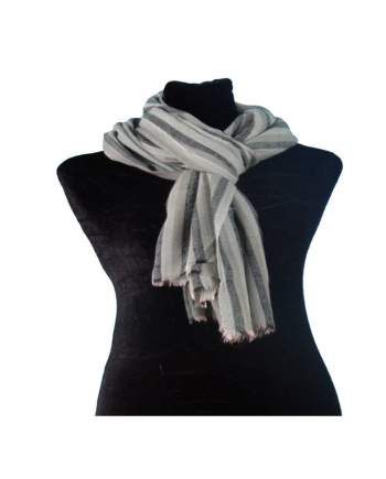 black-and-white-striped-pashmina-stole